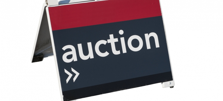 Buying or Selling Property at Auction